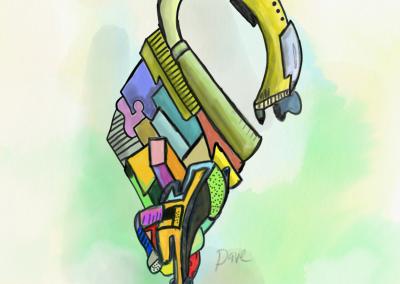 Digital Snake