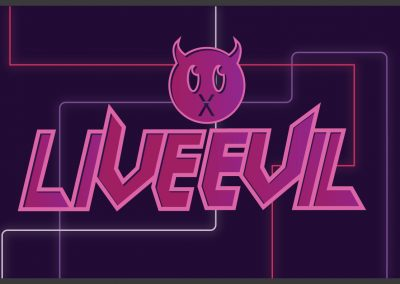 Liveevil clothing